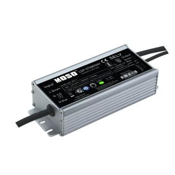 Metal casing IP67 Programmable LED driver
