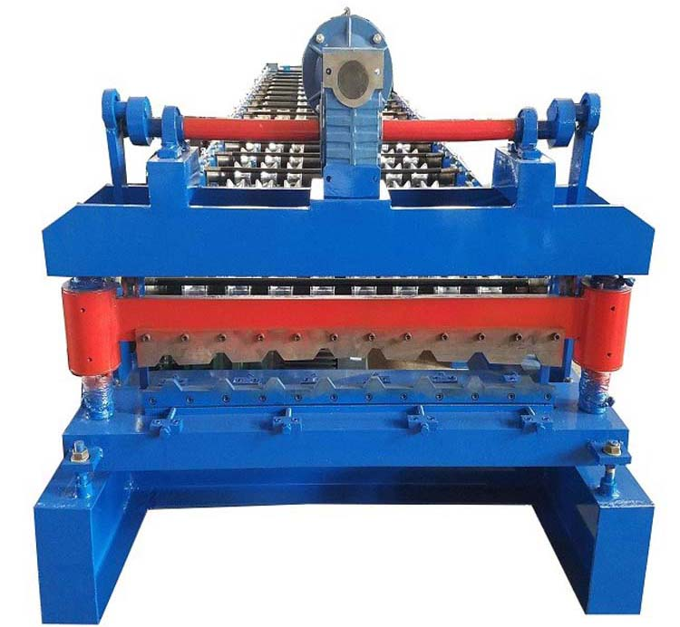 Trapezoidal Tile Machine