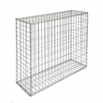 Big Factory Low Price Galvanized Welded Gabion Boxes
