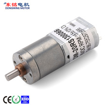 20mm 12 volt dc gear motor
