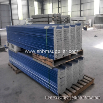 Non-asbestos Fireproof Heat-Resistant MgO Roofing Sheets