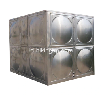 Jual Hot Tangki Air Stainless Steel Dengan Panel