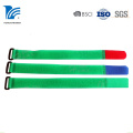 Reusable Nylon Hook and Loop Fastener Cable Ties