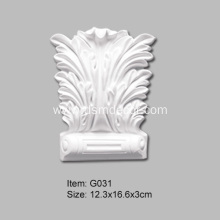 PU Decorative Wall Accessories