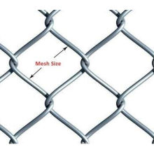 "High Permance for Playground Chain Link Wire Mesh Chinese 20""factory High-quality Chain Link Fence export to Swaziland Manufacturers"