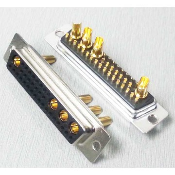 Power Combo D-sub Male 36W4 Solder Staking