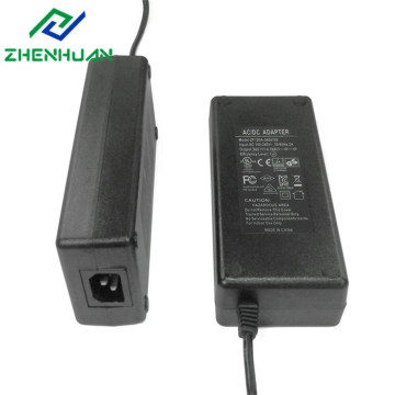 ac/dc input 12v 10a desktop switching power supply