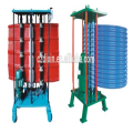 Colored Steel Aluzinc Curve Crimping Roll Forming Machine