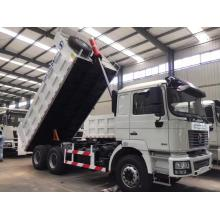 Good Quality for Tri Axle Dump Truck SHACMAN F3000 6x4 340HP TIPPER truck DUMP truck export to Gibraltar Importers