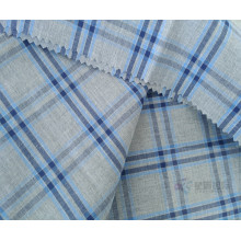 Solid High-quality Woven Yarn Dyed Cotton Fabric