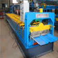Aluminum JCH hidden roof tile roll forming machine
