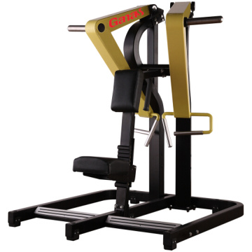 Seated Row Commercial Gym Equipment Backside Training