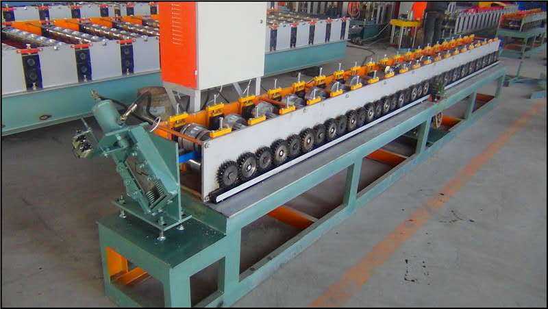 Steel Door Frame Roll Forming Machine