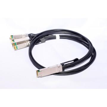 Good Quality for Qsfp+ Transceiver Module 40G QSFP+ to 4SFP+ DAC direct attach cable supply to Faroe Islands Suppliers