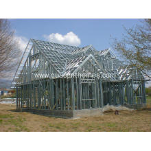 Light Gauge Steel Framing Fast Build  Villa