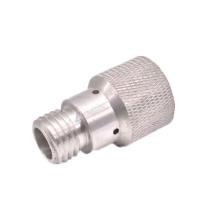 Aluminum lathe machine custom torch parts