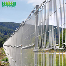 Cheap Welded 358 Wire Mesh Security Fence