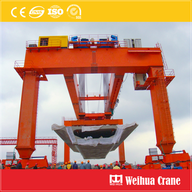 Railway Construction Gantry Crane