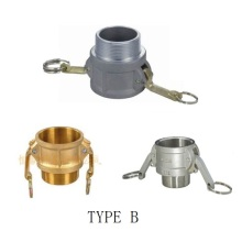 Manufacturer for for Supply Various Camlock Couplings,Brass Couplings,Camlock Quick Coupling of High Quality Camlock Quik Couplings Type B export to Portugal Wholesale