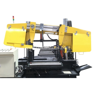 CNC Rotation Angle Band Saw Machine