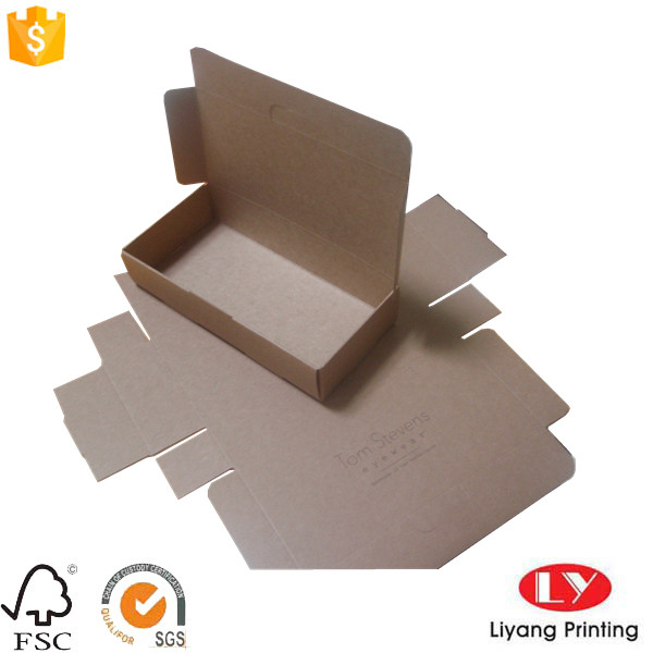 custom printed paper box