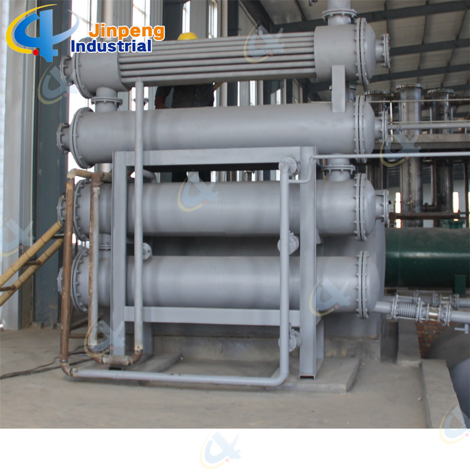 Plastic Oil Refining Machine