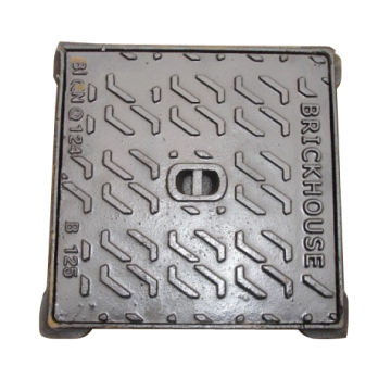 Ductile Iron Sewage Perforated Strainer