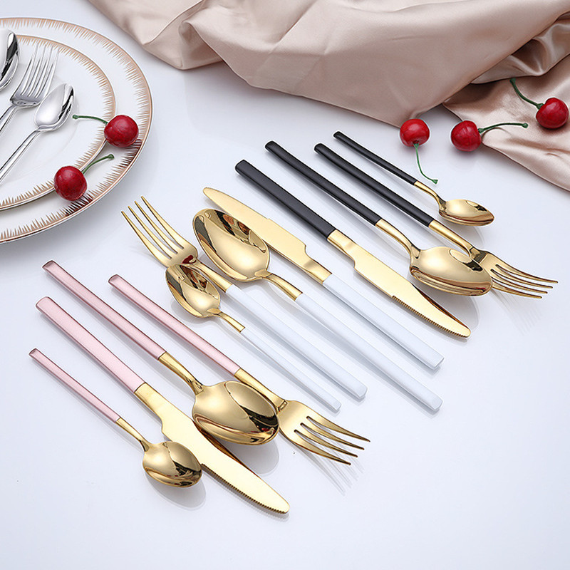 18/8 Stainless Steel Cutlery Set