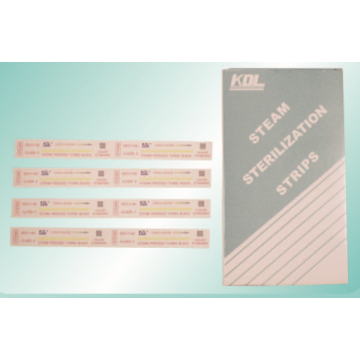 Sterilization Indicator Strip