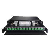 24 Port Rack Fiber Patch Panel ODF