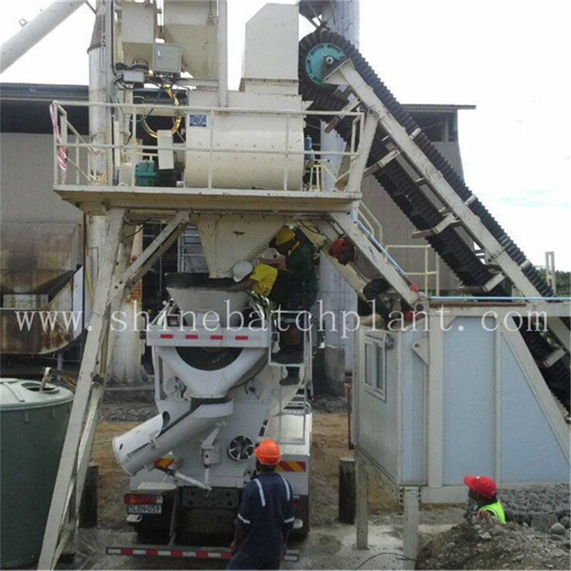 Ready 20 Concrete Batching Machinery