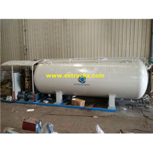 5000 Gallons 10T Mobile LPG Skid Stations
