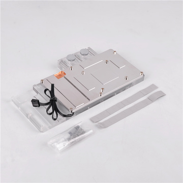 Graphic Card GTX1080 Water Plate for Water Cooling