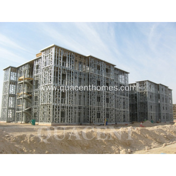 LGS prefab building systems