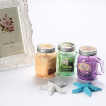 Summer Citronella Perfume Oil Mosquito Repellent Candles