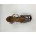 Ladies brown dance shoes uk