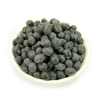 Natural Big Black Beans/Black Soybeans Organically Grown
