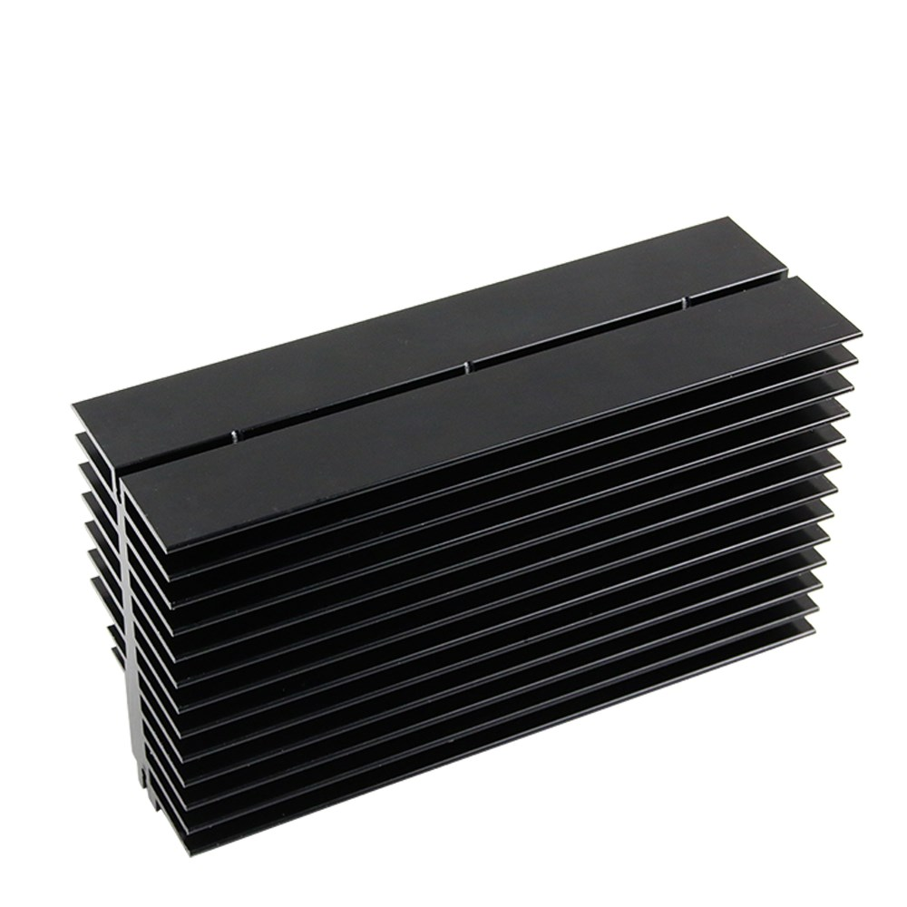 Standard Extruded Heatsinks Extruded Aluminium For Heat
