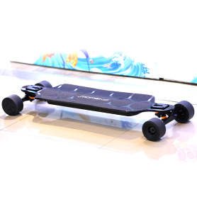 10S4P 10.4Ah long range electric skateboard