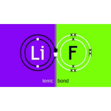 lithium fluoride work function