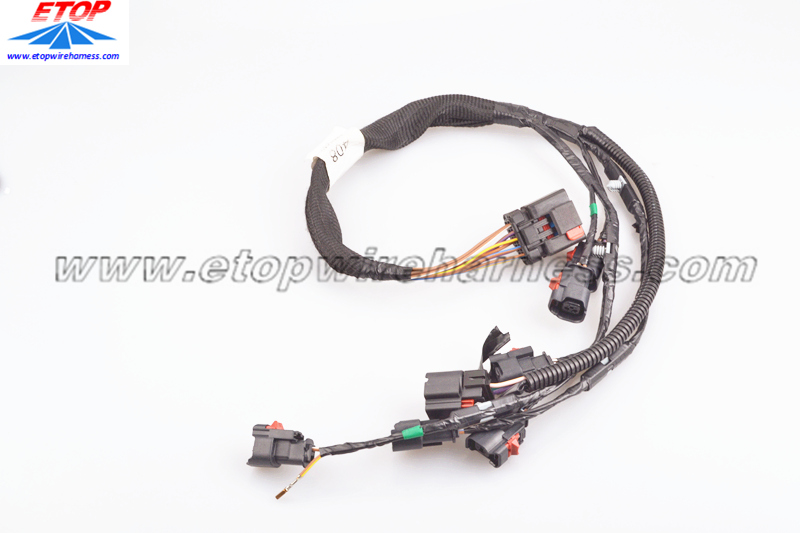 Car wiring assembly