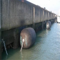 Marine Rubber Fender Yokohama Type Fenders with Tyre