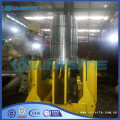 Frame large steel gantry