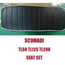 SCOMADI SEAT TL50 TL125 TL200 SEAT SET PARTS Original Quality