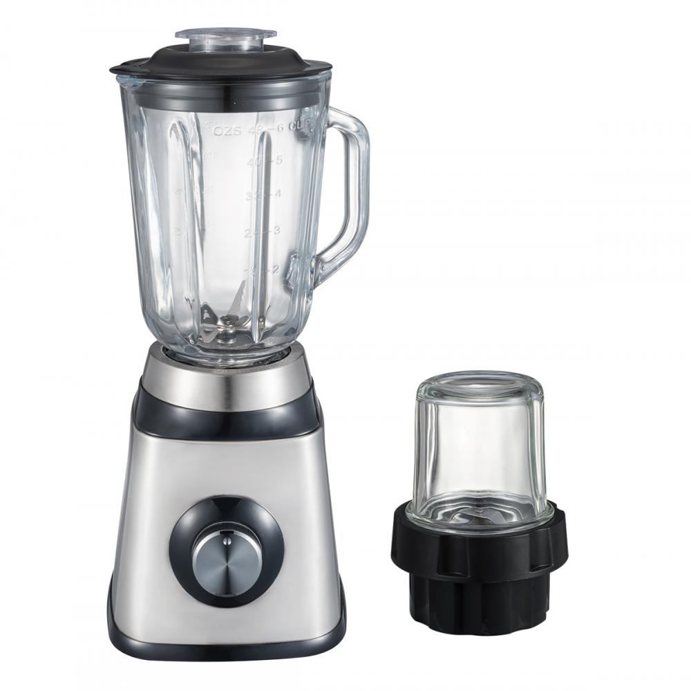 Strong Power Glass Jug Ice Crush Blender