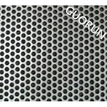 High Quality Round Shape Perforated Metal