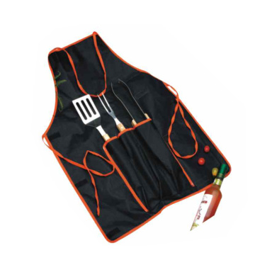 3pcs bbq tools accessories for picnic
