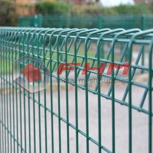 Decorative BRC Fence of Welded Wire Mesh