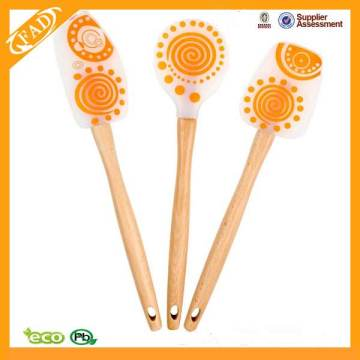 Wholesale Eco-friendly Good Cook Silicone Spatula