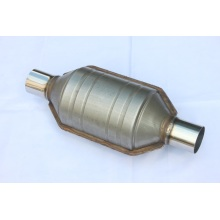 China for Diesel Catalytic Converter Universal Metalic Catalytic Converter Stainless Steel supply to Guinea-Bissau Wholesale